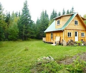 Looking for a farm or house with acreage near Whitney