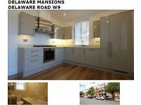 3 bed unfurnished apartment maida vale w9