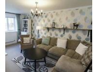 Corner sofa +armchair