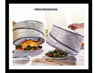 Keep your food warm/cool with a Set Of 2 Thermal Pop-Up Covers