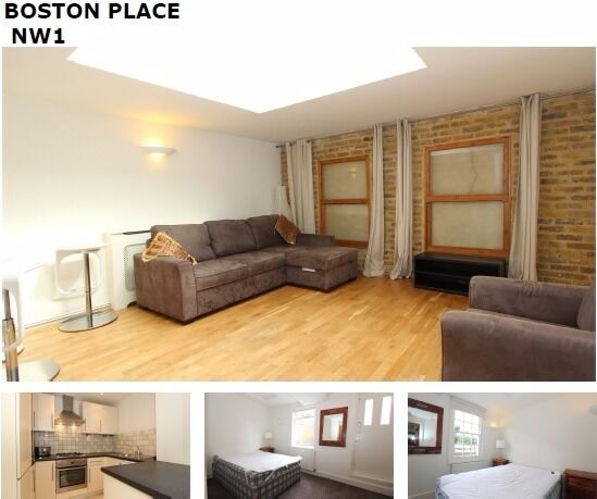 3 bed 2bath house Marylebone NW1