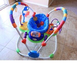 Baby Einstein Musical Motion Activity Jumper