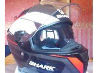 SHARK SPEED R MOTORCYCLE HELMET