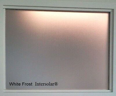 "36"" x 1200"" Frosted Privacy Home Decoration Window Door Glass Tint Film"