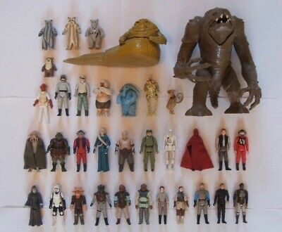 Vintage Star Wars Incomplete Return Of The Jedi Action Figures - Choose Your Own