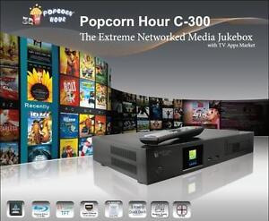 Popcorn Hour C-300 Extreme Networked Media Jukebox