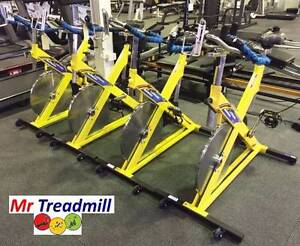 LE MOND REVMASTER COMMERCIAL SPIN BIKES | Mr Treadmill Geebung Brisbane North East Preview