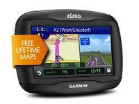 Garmin Zumo 340LM Western Europe Sat Nav