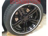 Alloy wheel protector Audi S3 RS3 A3 A4 S4 RS4 S5 RS5 R8 Q7 Q5 Sline TDI FSI TT TTRS A7 A8 S8 A1 A2