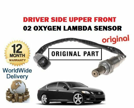 FOR LEXUS GS300 GS450H GS460 05-2011 FRONT UPPER PRE CAT 02 OXYGEN LAMBDA SENSOR