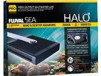 Fluval sea halo light Brand new