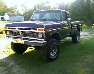 70's Ford Truck Parts
