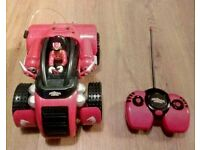 Power Rangers Remote Control Car