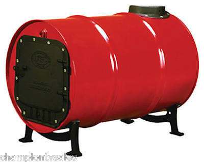 Cast Iron Barrel Stove Kit BSK1000 Convert 30/55 Gal Drum into Wood Stove (Barrel Cast Iron Stove)
