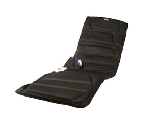 Full Body Massaging Memory Foam Mat With Soothing Heat