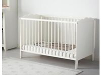 IKEA Hensvik Cot - great condition