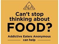 DO YOU HAVE A PROBLEM WITH FOOD? ADDICTIVE EATERS ANONYMOUS CAN HELP?