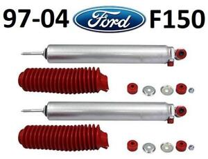 NEW 2 RANCHO 97-04 F150 SHOCKS RS999238 213283411 Shock Absorber FORD F-150