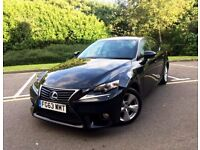 2013 LEXUS IS300H 2.5 HYBRID 4DR AUTO SALOON 1 OWNER USE UBER PCO NOT PRIUS INSIGHT MERCEDES BMW