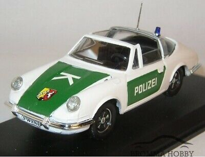 Porsche 911 Targa German Police POLIZEI by ELIGOR