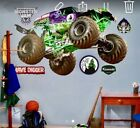 Large 3D Vinyl Wall Stickers