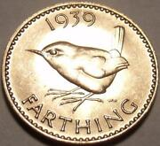 Great Britain Farthing