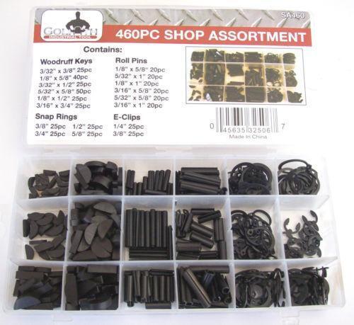 E-clip Assortment: Fasteners & Hardware   eBay