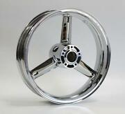 GSXR 1000 Chrome Wheels