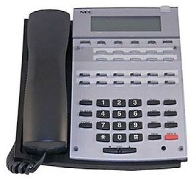 Nec 22b Hfdisp Aspire Phone Bk 0890043 Ip1na-12txh Tel Refurb 1 Year Warranty