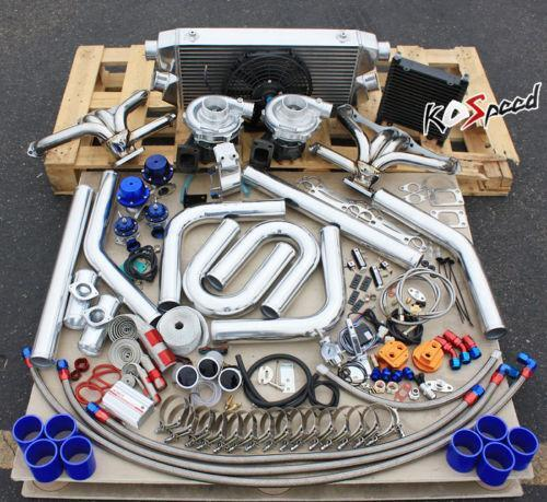 SBC Twin Turbo