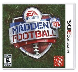 Madden Football - 3DS