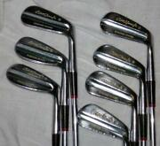 Vintage Spalding Golf Clubs