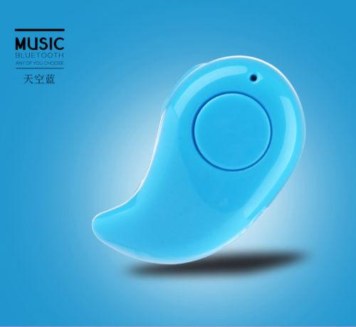 Mini Wireless Bluetooth 4.0 Stereo InEar Headset Earphone For Samsung iphone .