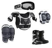 Kids Motocross Boots