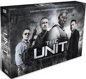 The Unit Complete series new