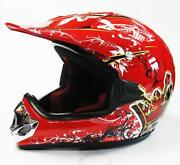 Childs Motocross Helmet