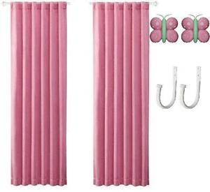 Girl S Bedroom Curtains