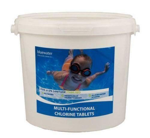 Swimming pool chemicals ebay for Chemicals needed to close swimming pool