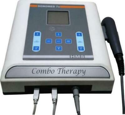 Professional Sonomed -7 Electrotherapy Ultrasound Therapy Revolutionary Machine