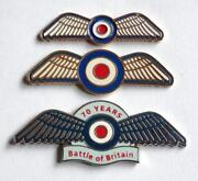 RAF Pin Badge