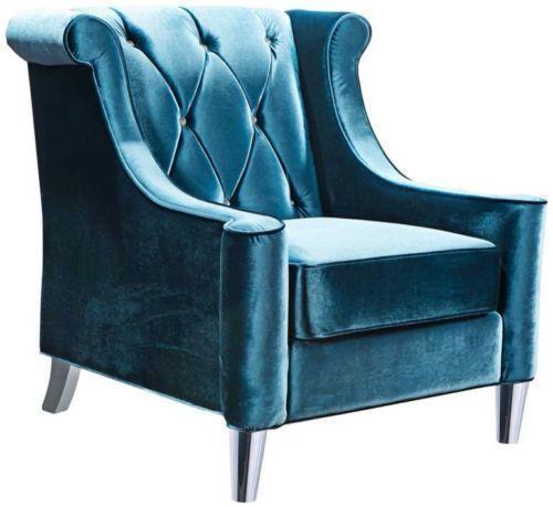 Velvet Chair Ebay