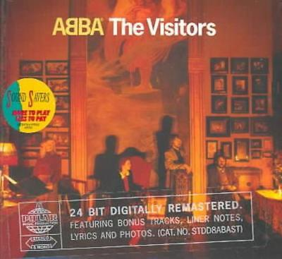 ABBA - THE VISITORS [IMPORT BONUS TRACKS] [REMASTER] NEW CD