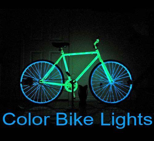 Color Bike Lights
