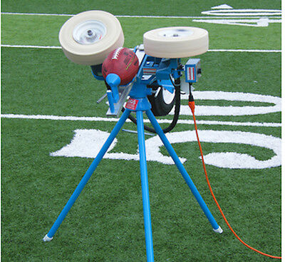 The JUGS Field General Football Machine! Perfect For Youth Football!Endorsed!
