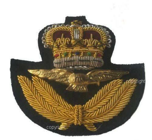 cap badge raf regiment baseball official hat