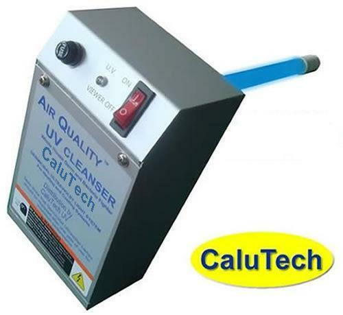 Duct Air Purifier : Uv light duct air cleaners purifiers ebay