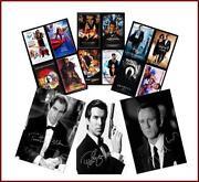 James Bond Postcards