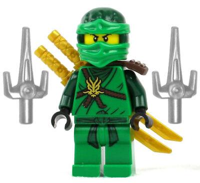 NEW LEGO NINJAGO LLOYD MINIFIG 70596 minifigure figure garmadon green ninja](Lego Lloyd)