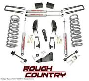 Dodge RAM 2500 Lift Kit