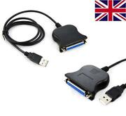 25 Pin Male to USB